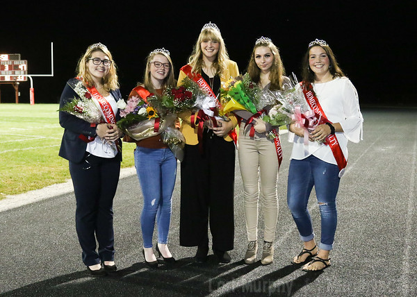 SNHS Homecoming Court 2018