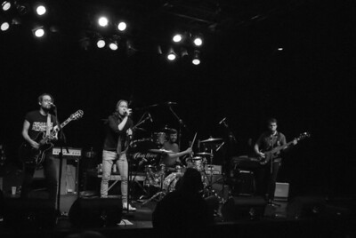 Slick at Exit/In 12-28-2013