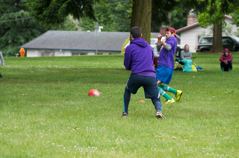 Recesstime Portland Kickball Dodgeball Bowling Ping Pong Mushball - 043
