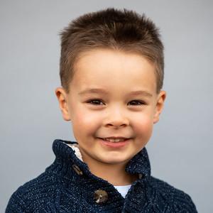 Melissa's Son's Headshots