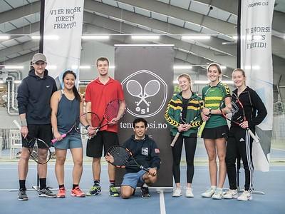 2017 SNM - Tennis