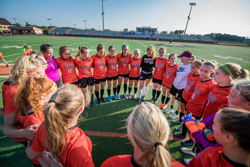 White Bear Lake Girls Soccer -V- Forest Lake 2019