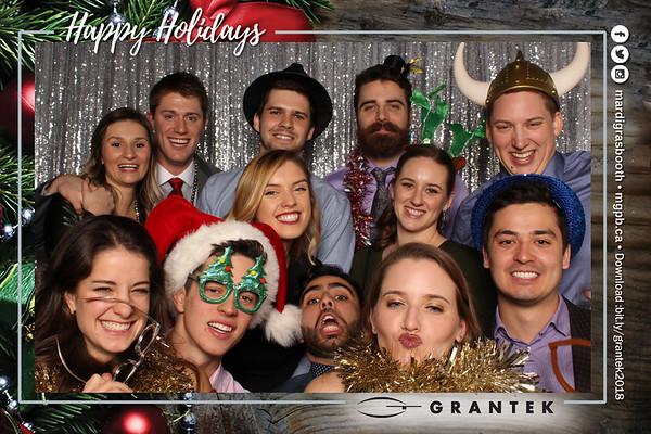 Grantek Holiday Parties