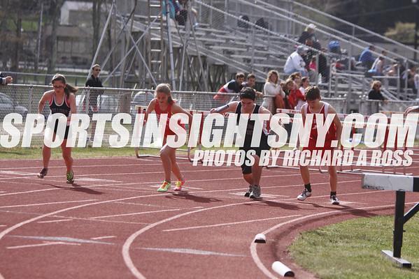 Tri-Valley vs Sullivan West Track