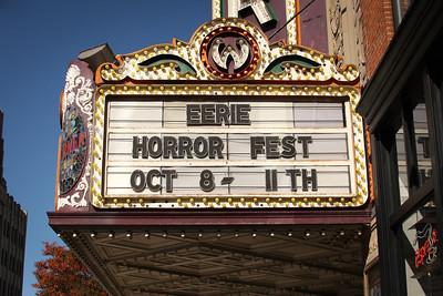 2009.10 - Eerie Horror Film Festival