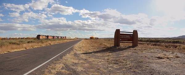 Bosque del Apache National Wildlife Refuge (Nov. 3 2013)