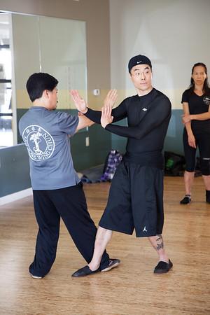 2012 August Wing Chun Seminar