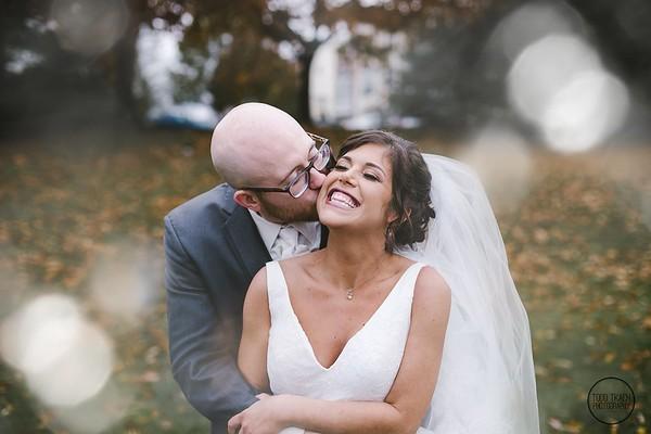 Daniella & Stephen | Chadwick Wedding Social