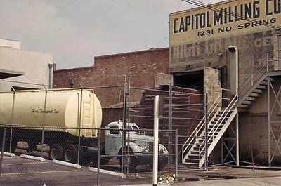 1959, Behind Capitol Milling