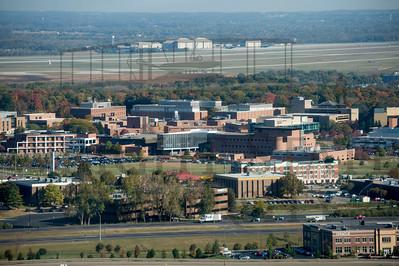 16582 Aerial Photos of Campus 10-15-15