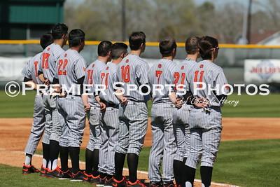 La Porte Varsity Baseball vs. Texas City 2/25/2016