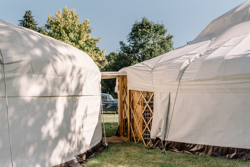 42ft Pavilion Yurt