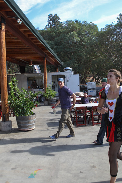 Enchanted Forest Wine Run Half Marathon & 5K 2012