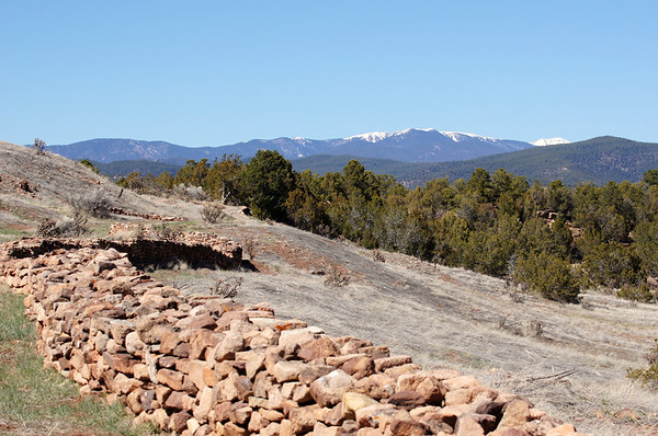 Pecos National Historic Park, New Mexico