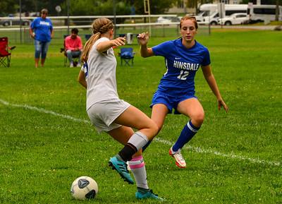 Hinsdale soccer - 091721