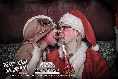 The Very Churchy Christmas Party 2018
