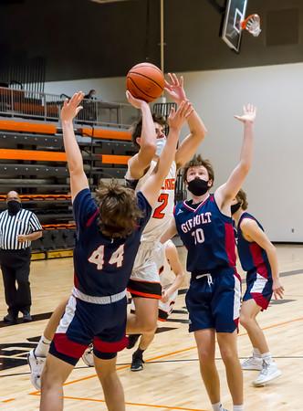 2/20/21 Boys varsity basketball vs Waterloo
