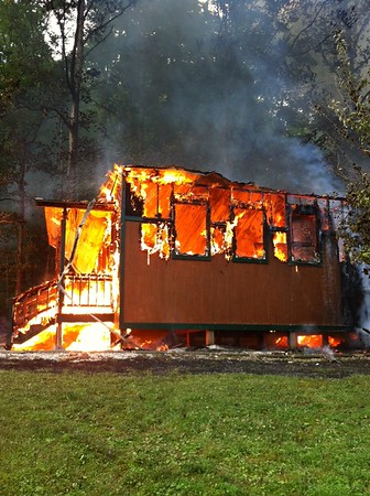 Convent Fire (Pentecost 2013)