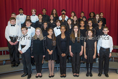 Middle School Orchestra Group Pictures 12/3/14