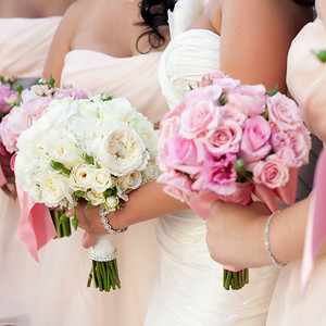 92410 Bridesmaid bouquet