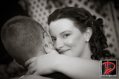 Rachelle (Hayes) and Chris Milam wedding 10-20-12