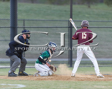 3-22-2017 Broad Run at Woodgrove Baseball (Varsity)