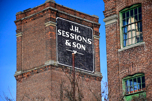 1/9/2020 Mike Orazzi | Staff The J.H. Sessions & Sons building on Riverside Avenue in Bristol.