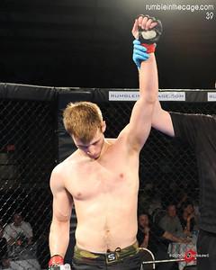 Bout 10 - Matt Thornburn def. Derek Gatz - TKO Strikes