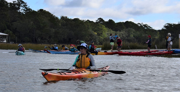 Cat Island Coastal Kayak Club Friday the 13th (2020)