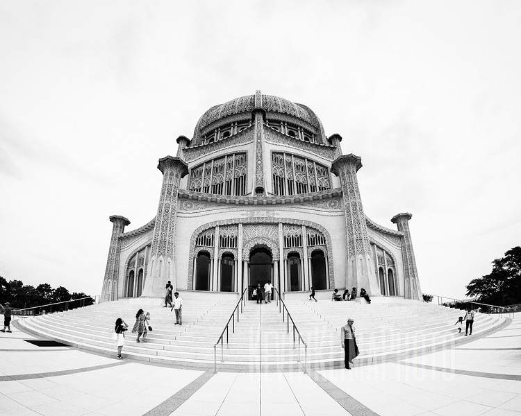 The Baha'i House of Worship