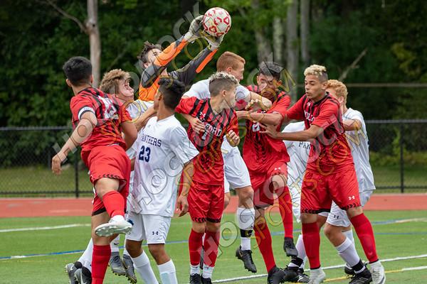 Milford-Franklin Boys Soccer - 09-06-19