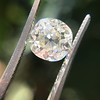 2.13ct Antique Cushion Cut Diamond GIA K SI1 13