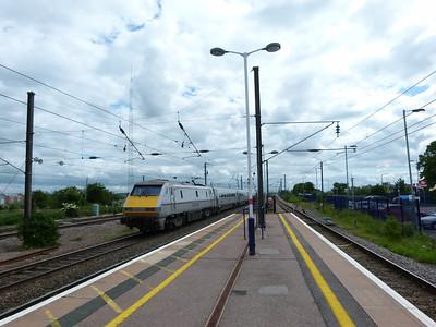 Cambridge, Huntingdon, St Neots, Sandy, Bedford, Bletchley & Hemel Hempstead (22-06-2013)