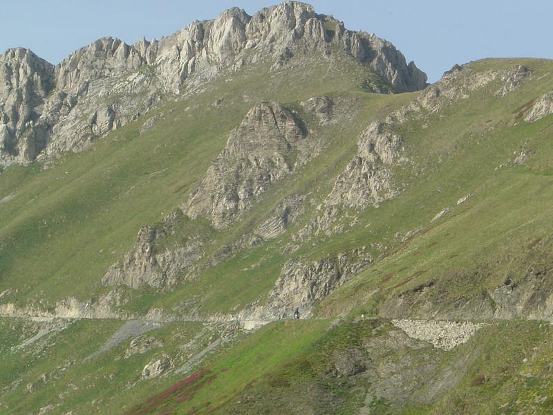 2006 Tussen Redentore en Col des Seigneurs