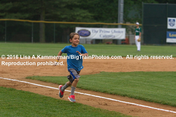 Big Train Baseball - 2016 Season