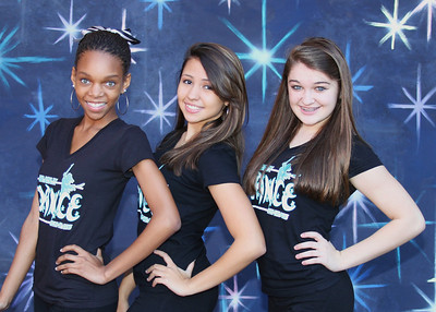 Bradley Dance Team - 8TH Grade