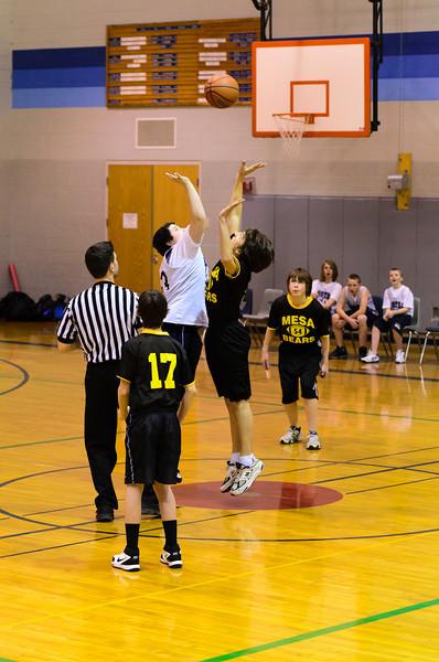 2011 CRMS Boys vs Mesa