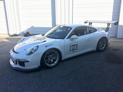 SOLD: 14 Porsche 991 Cup