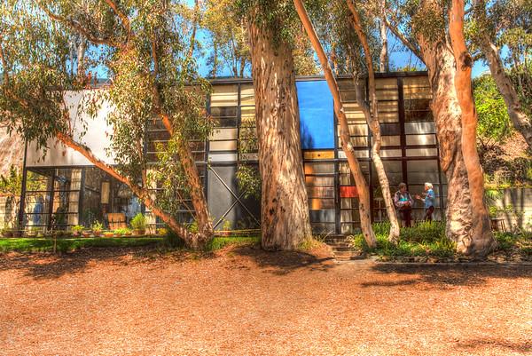 Eames House Visit
