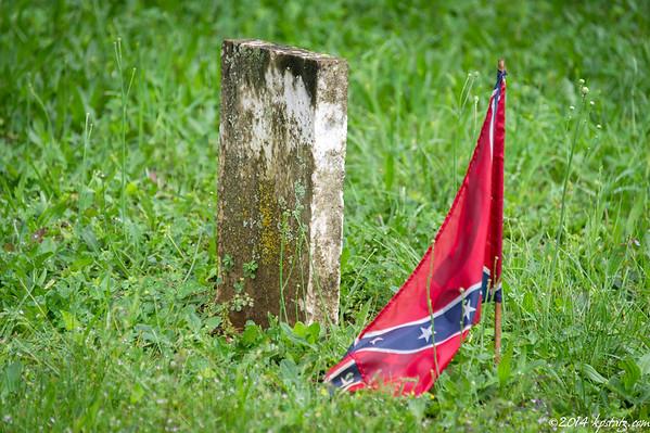 Cassville Cemetery, GA 2014
