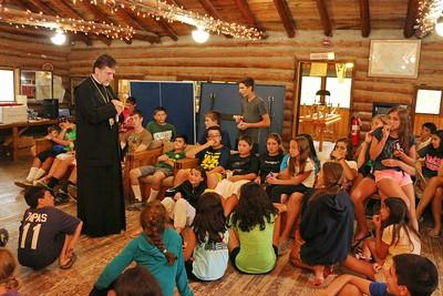 Camp MDSC Visit 2013