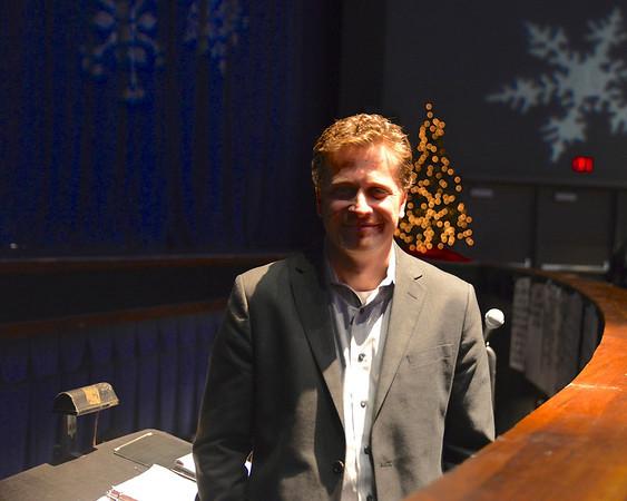 The Singing Christmas Tree 2013