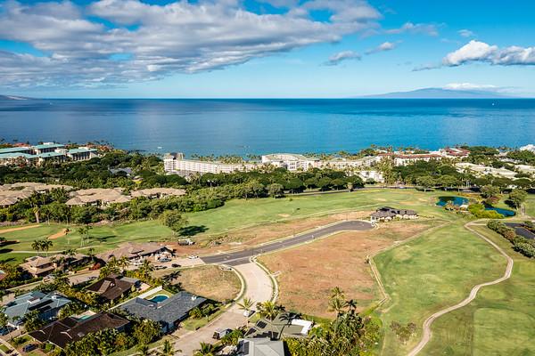 Wailea Golf Estates - 2nd addition Development