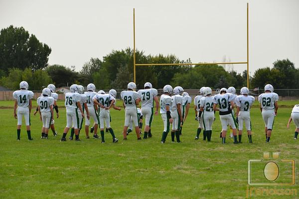 LHMS Football 2014