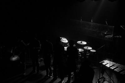 Marimba Drums Live at Akropolis Prague