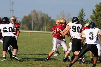 Freshman A vs Burnsville