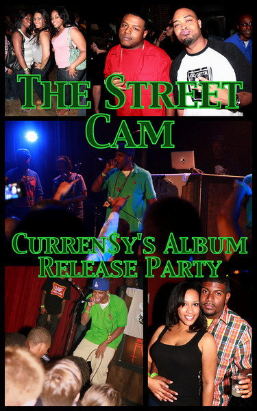 The Street Cam: Curren$y's Album Release Party