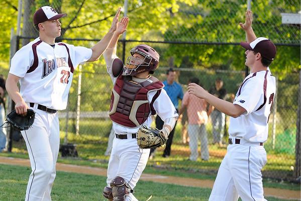 04-30-2010 HS Baseball St. Joseph 1 at Don Bosco 5