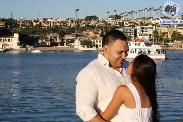 Beach Love Engagement Photos
