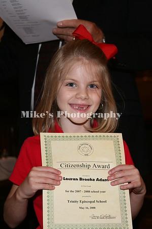 Trinity School Awards Program